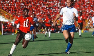 Trinidad and Tobago lost this World Cup qualifier against USA in 1989. Jack Warner had oversold tickets for the 22,000-seat stadium.