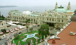 Lord Prescott went to Monaco for a one-day meeting about sustainable development.