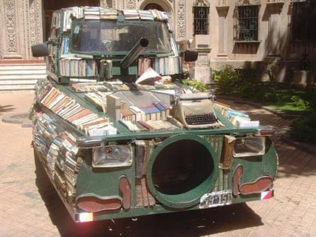 mobile bookshop