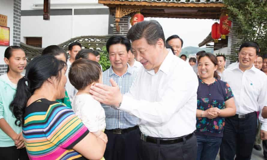 Xi Jinping Guizhou