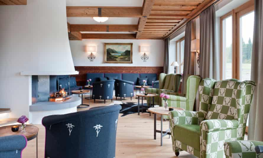 The Gut Steinbach has good hiking on the doorstep and is handy for sightseeing in Salzburg, Munich and Kitzbuhel