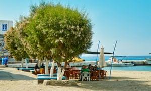 Pserimos village, Dodecanese