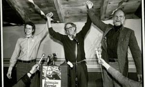 bernie sanders election burlington