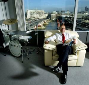 Richard Desmond in 2003