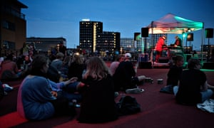 Copenhagen Jazz Festival takes place in July using locations around the city.