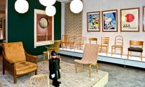 Exhibition at The Danish Museum, Copenhagen