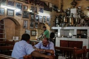 Shabandar cafe, Iraq