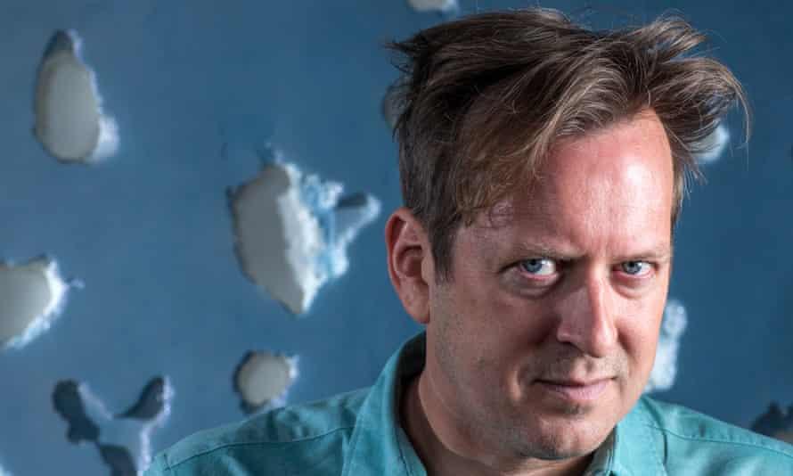 Doug Aitken artist and film-maker