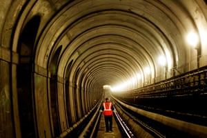 Thames Tunnel, London Overground