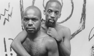Still from Marlon Riggs's 1989 film Signifyin' Works