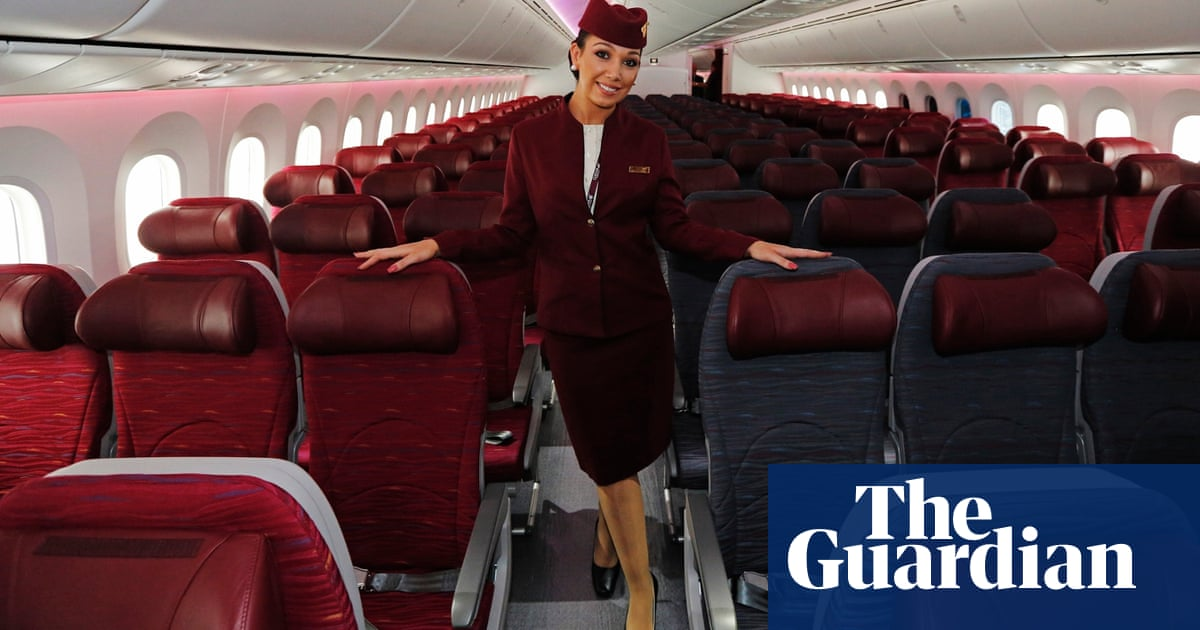 Glass ceiling in the sky: Qatar Airways' problem with