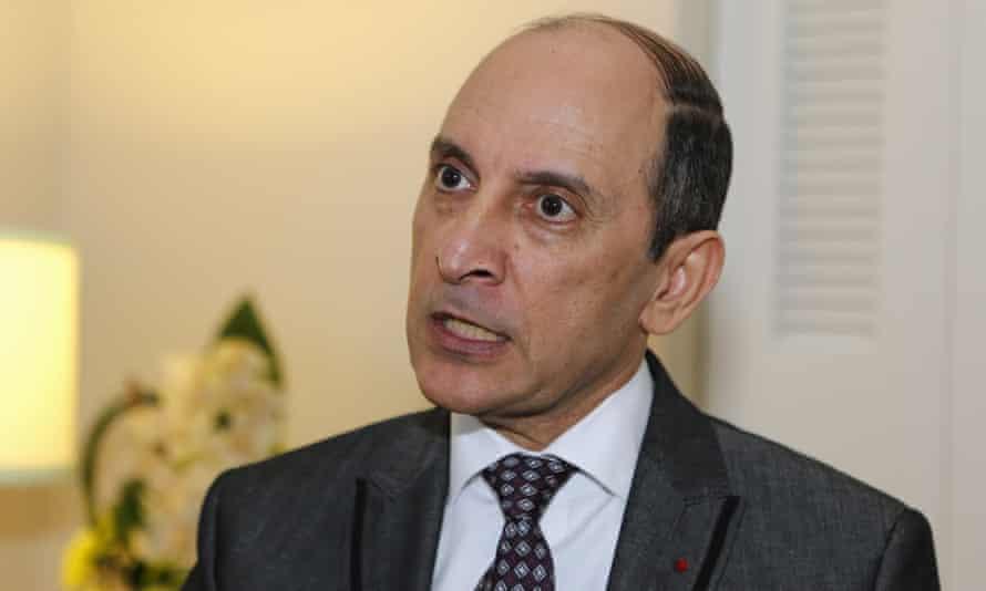 Akbar Al Baker, CEO of Qatar Airways