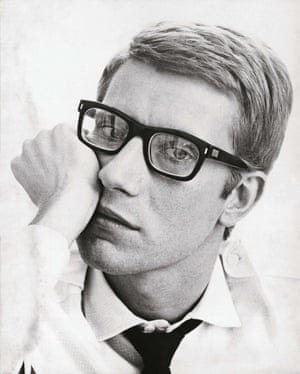 Portrait of Yves Saint Laurent, 1964