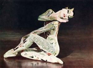 Moira Shearer as Stella in The Tales of Hoffmann.