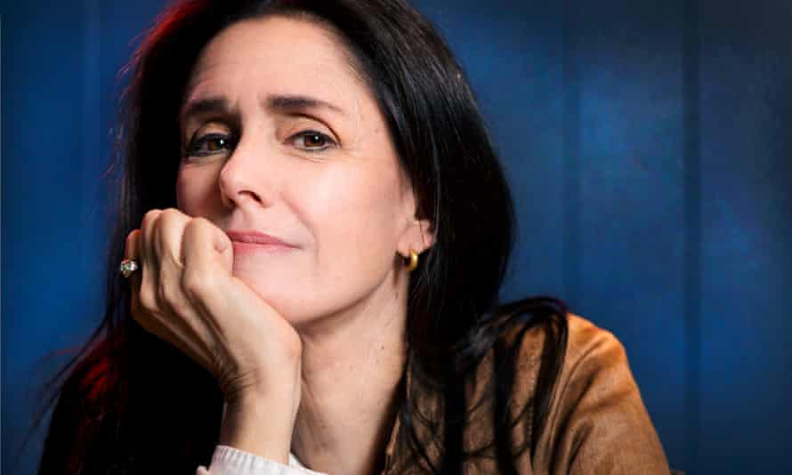 Julie Taymor: 'I think it takes so much for a woman to get to that place that they have to have a passion or a story they really want to tell'.
