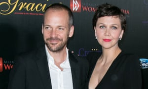 Maggie Gyllenhaal and Peter Sarsgaard, who starred in the 2003 drama In God's Hands.