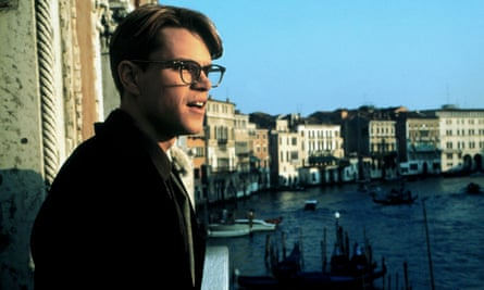 The Talented Mr Ripley.