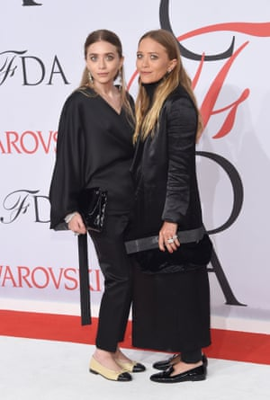 Ashley and Mary-Kate Olsen.