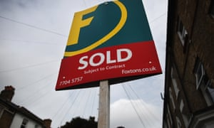 Foxtons hit by sell note.