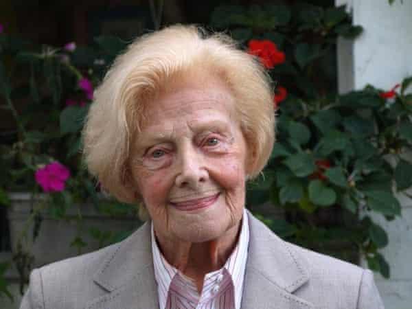 Laura Barnett's step-grandmother, Anita Bild.