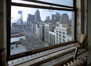 Detroit window