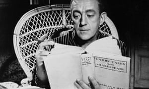 Alec Guinness in the 1959 film of Our Man in Havana.