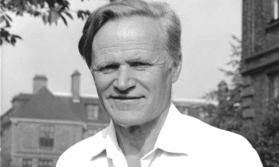 Jay Appleton at Hull University in the 1960s