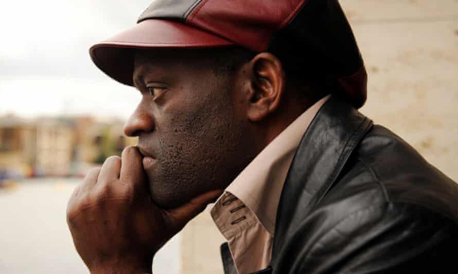 Congolese author Alain Mabanckou.