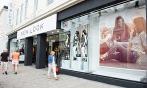 New Look store in Brighton