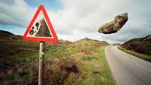 Near Callanish, Isle Of Lewis