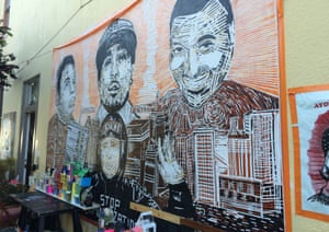 Amilcar Perez-Lopez mural