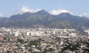 Brazil is Latin America's biggest economy.