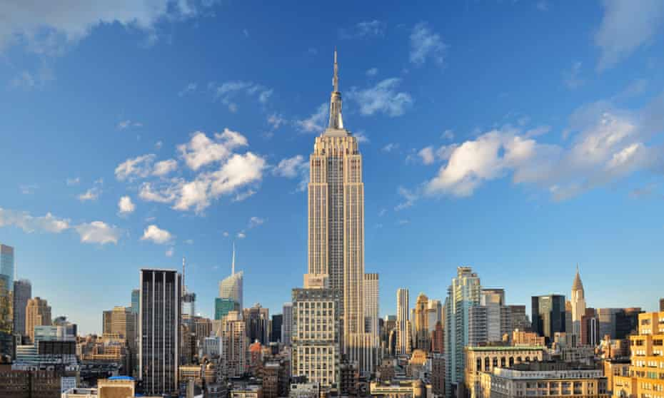 New York's Empire State Building took two decades to fill with tenants after its opening in 1931.