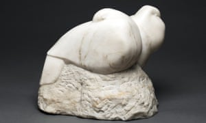 Doves (Group) (1927) by Barbara Hepworth