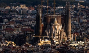 Gaudí was appointed chief architect in 1883; the project is slated for completion in 2026.