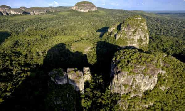 Chiribiquete National Park.