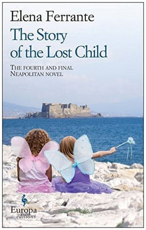 Elena Ferrante's novel will be published in English in September.