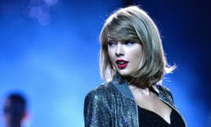 Taylor Swift is not impressed with plans for the Apple Music streaming service.