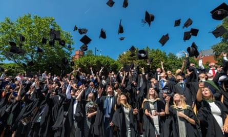 Hold on to your hats: a record proportion of students surveyed had started researching career paths as early as their first year of studies.