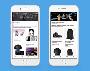 New collections on Twitter: but are they curation or commerce?