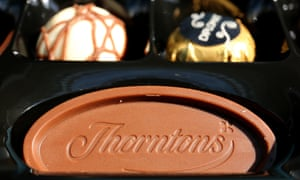 Thorntons said it has reached an agreement to sell itself to Italian rival Ferrero Rocher for around £111.9m.