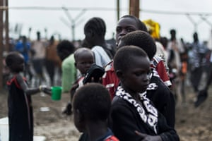 An estimated 1.5 million people have fled the violence of the civil war that erupted in South Sudan in December 2013. Many of the refugees are children who have witnessed and sometimes been subjected to abuse by the Sudan People's Liberation Army (SPLA) and the rebel group Sudan People's Liberation Army In Opposition (SPLA-IO).