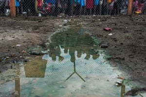 The recent upsurge in violence has forced a hundred thousand people from Unity State to leave their homes. Many hide in the swamps and survive by eating water lilies.