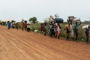 South Sudan imploded in a civil war in December 2013. 4.6 million people face acute food shortage and 1.5 million have been displaced within the warn-torn country. Lasting peace seems more distant that ever.Bentiu