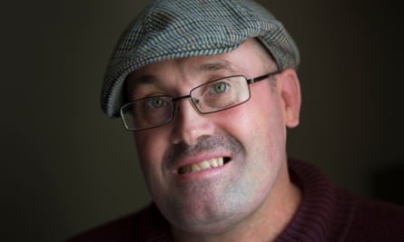 Shaun Webster, who has been awarded an MBE for his work campaigning for equal opportunities for people with learning disabilities