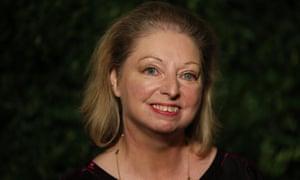 the author Hilary Mantel