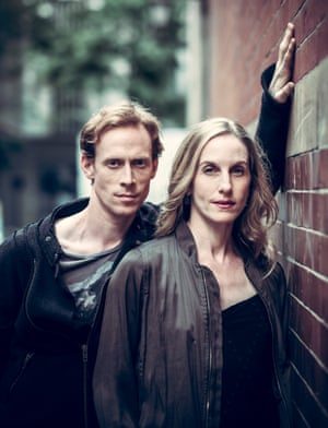 Edward Watson and Wendy Whelan, who will dance Pita's new duet The Ballad of Mack and Jenny, inspired by characters from the Threepenny Opera