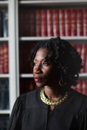 Judge Victoria Pratt
