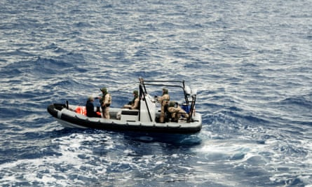 Fifteen ships, aircraft and drones will monitor the activity of smuggling boats carrying migrants from Libya to Italy.