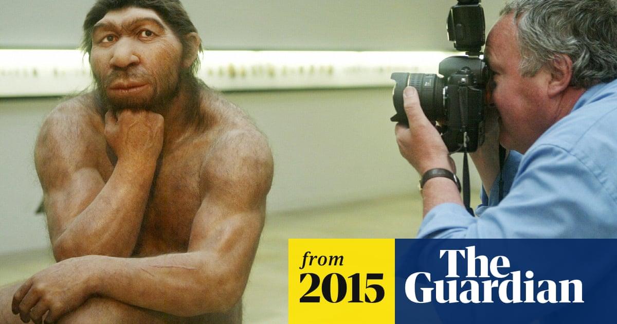 My Neanderthal sex secret: modern European's great-great grandparent